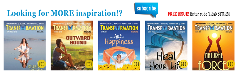 Subscribe to Transformation Magazine