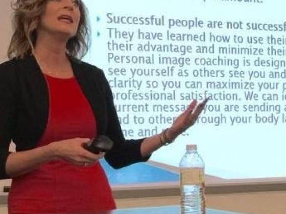 Personal Brand Talk at the University of South Dakota