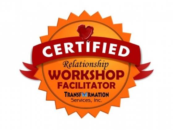 Certified Relationship Workshop Facilitator