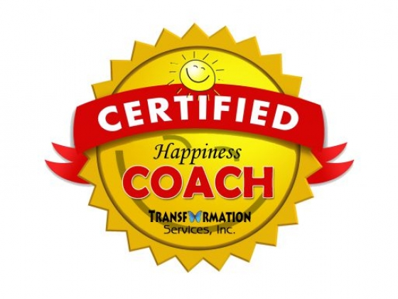 Certified Happiness Life Coach